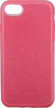 Zadný kryt pre iPhone 7/8/SE (2020), červená