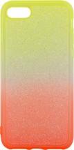 Zadný kryt pre iPhone 7/8/SE (2020), Rainbow, oranžovo/žltá