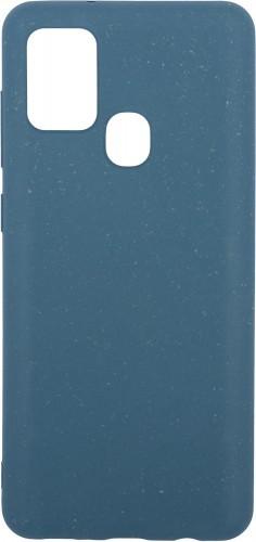 Zadný kryt pre Samsung Galaxy A21s, ECO 100% compostable, zelená