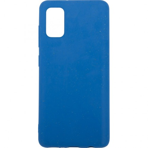 Zadný kryt pre Samsung Galaxy A41, ECO 100% compostable, modrá