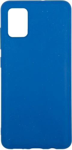 Zadný kryt pre Samsung Galaxy A51, ECO 100% compostable, modrá