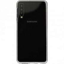 Zadný kryt pre Samsung Galaxy A7, priehľadná