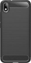 Zadný kryt pre Xiaomi Redmi 7A, karbón, čierna
