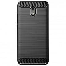 Zadný kryt pre Xiaomi Redmi 8A, Carbon, čierna