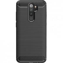 Zadný kryt pre Xiaomi Redmi Note 8 Pro, Carbon, čierna