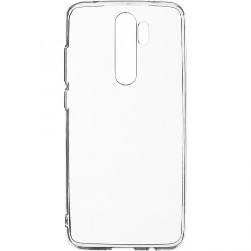 Zadný kryt pre Xiaomi Redmi Note 8 Pro, Slim, priehľadná
