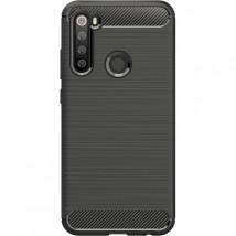 Zadný kryt pre Xiaomi Redmi Note 8T, Carbon, čierna