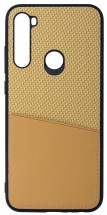 Zadný kryt pre Xiaomi Redmi Note 8T, CarbonPocket, zlatá POUŽITÉ,