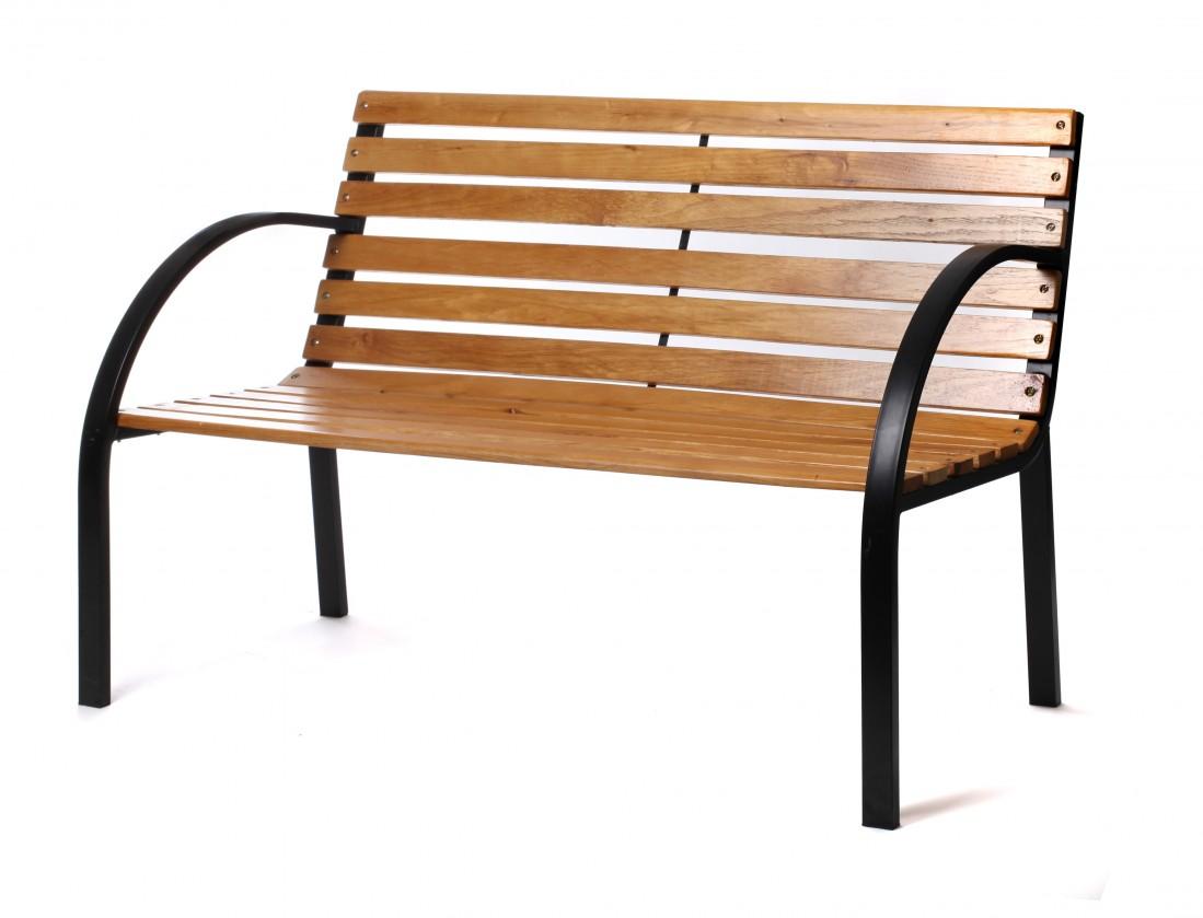 Záhradná lavička Záhradná lavička Tanssi (prírodný)