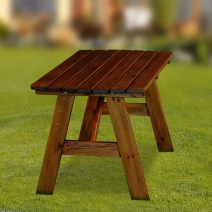 Záhradný stôl Cordoba - Stôl (orech)