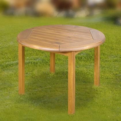 Záhradný stôl Leny - Stôl (prírodné bez povrchovej úpravy)