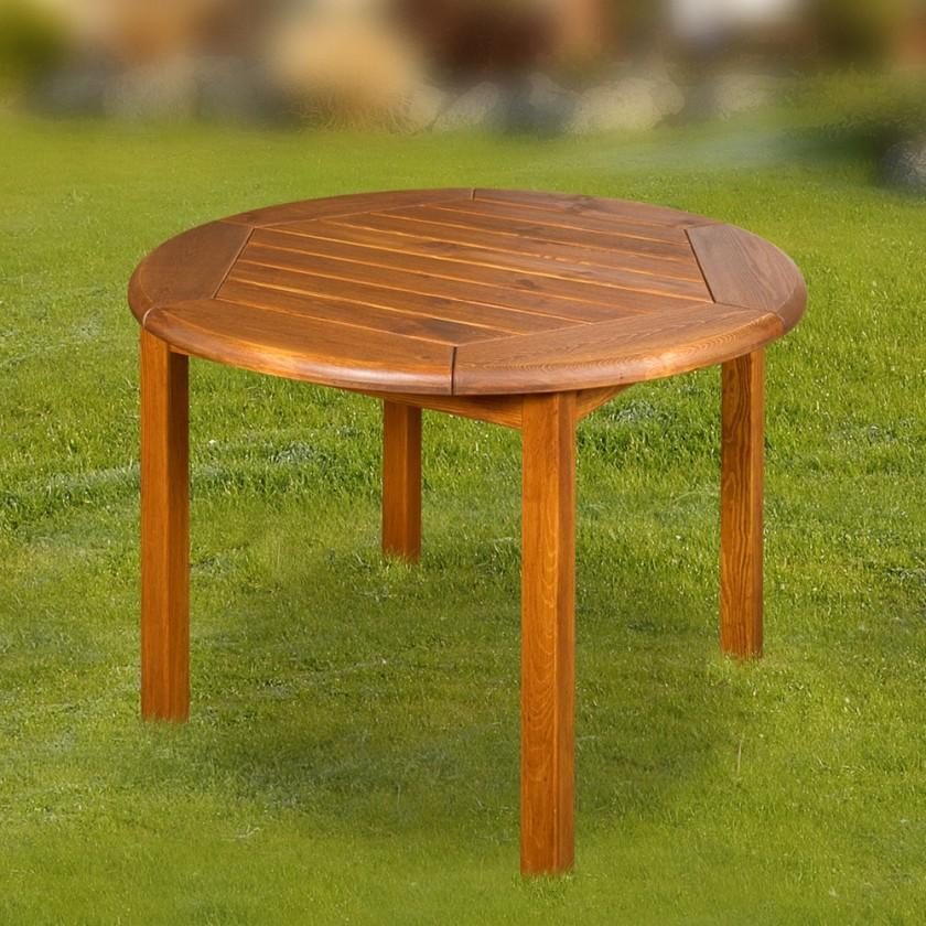 Záhradný stôl Leny - Stôl (teak)