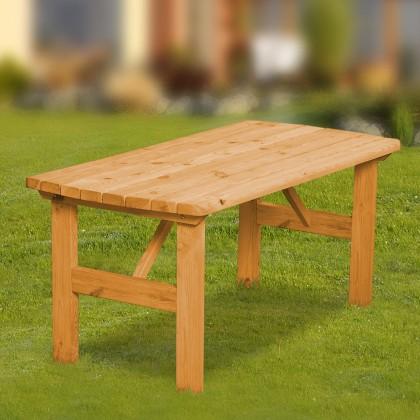 Záhradný stôl Mallorca - Stôl (pínie)