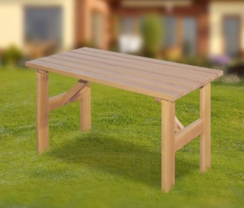 Záhradný stôl Porto - Stôl (prírodné bez povrchovej úpravy)