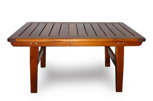 Záhradný stôl Valencia - Stôl (orech)