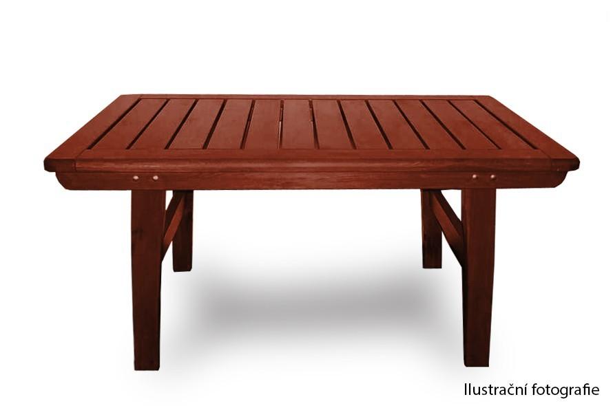 Záhradný stôl Valencia - Stôl (teak)