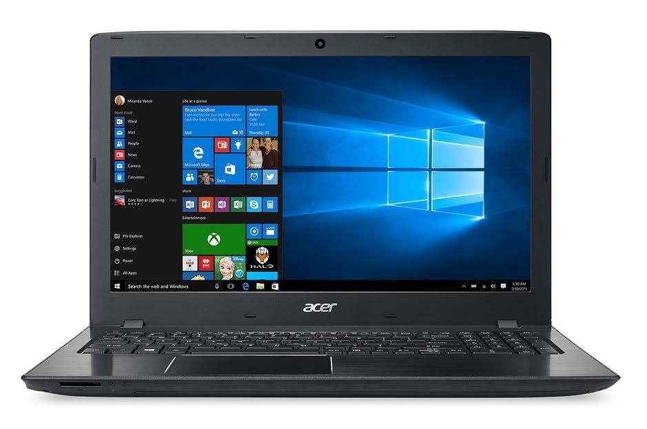 Základné Acer Aspire E5 NX.GDWEC.035, čierna