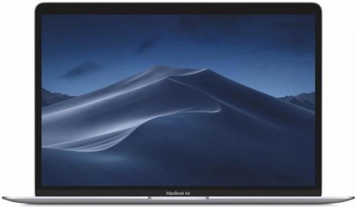 Základné Apple MacBook Air 13'' i5 8GB, SSD 128GB - Silver, MVFK2CZ/A