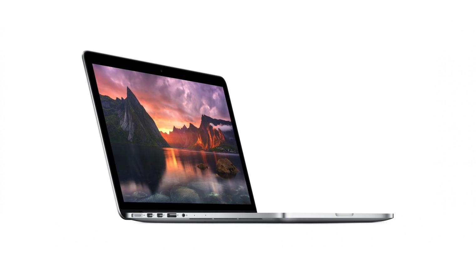 Základné Apple MacBook Pro Retina (ME865CZ/A)
