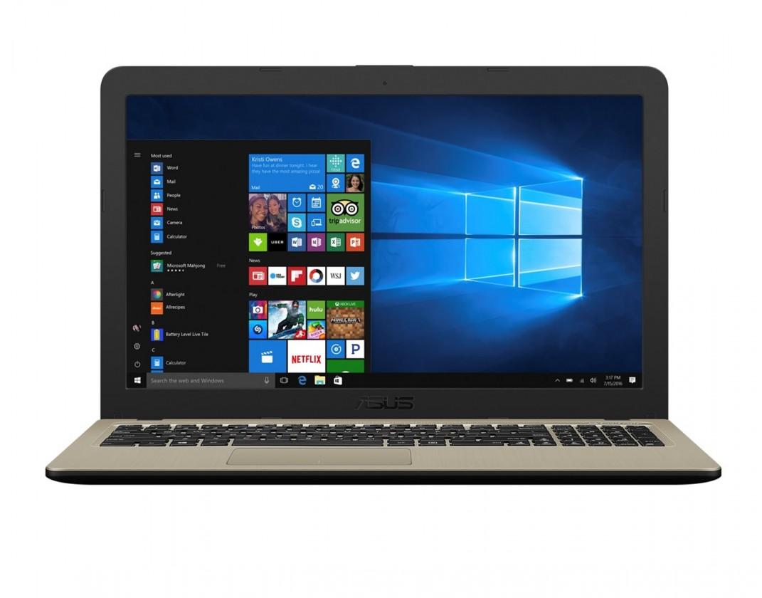 Základné ASUS VivoBook 15 X540NA, černá X540NA-GO101T