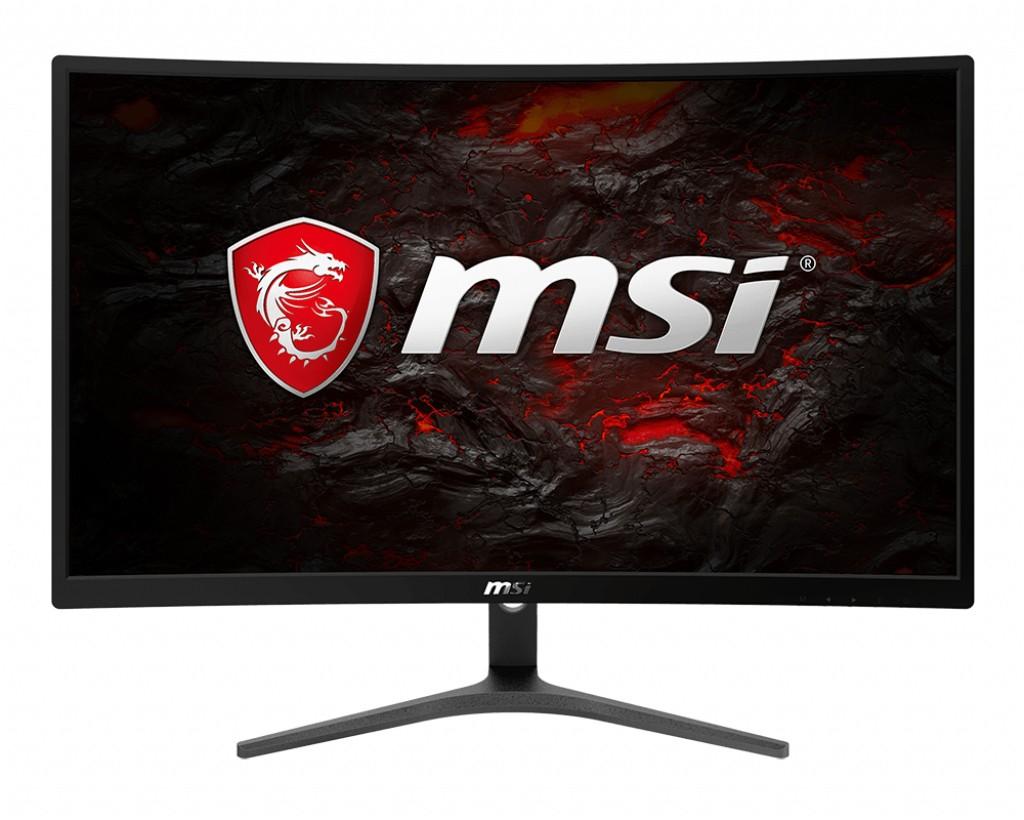 "Základné Herný monitor MSI Optix G241VC 24"" zakřivený 1920 x 1080 FHD/LED"