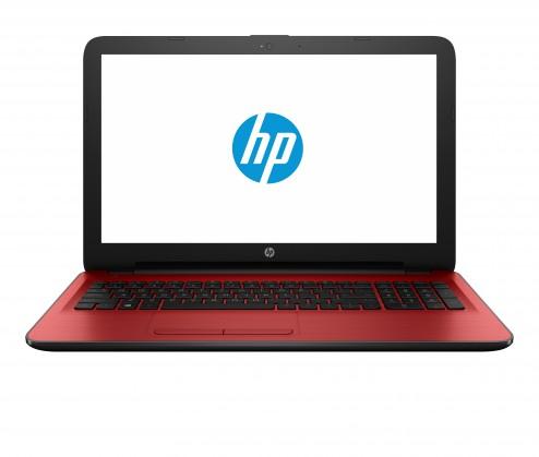 Základné HP 15-ba068 X5X82EA, červená