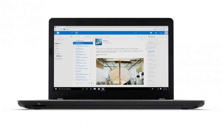 Základné Lenovo ThinkPad Edge E570 20H5006UXS, čierna/biela