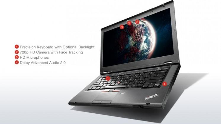 Základné Lenovo ThinkPad T430s (N1RLRMC)