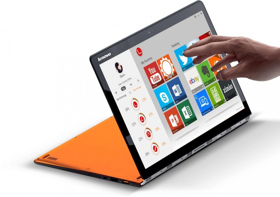 Základné Lenovo Yoga 3 pro 80HE00QXCK