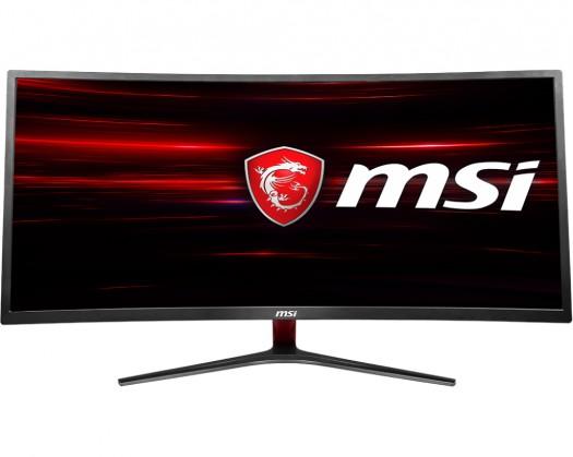 Základné Monitor MSI Optix MAG341CQ, 34'', herný, zakrivený, 100 hz