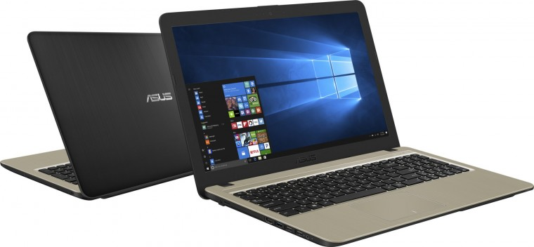 Základné Notebook Asus 15,6 Intel Pentium, 4GB RAM, 1 TB HDD