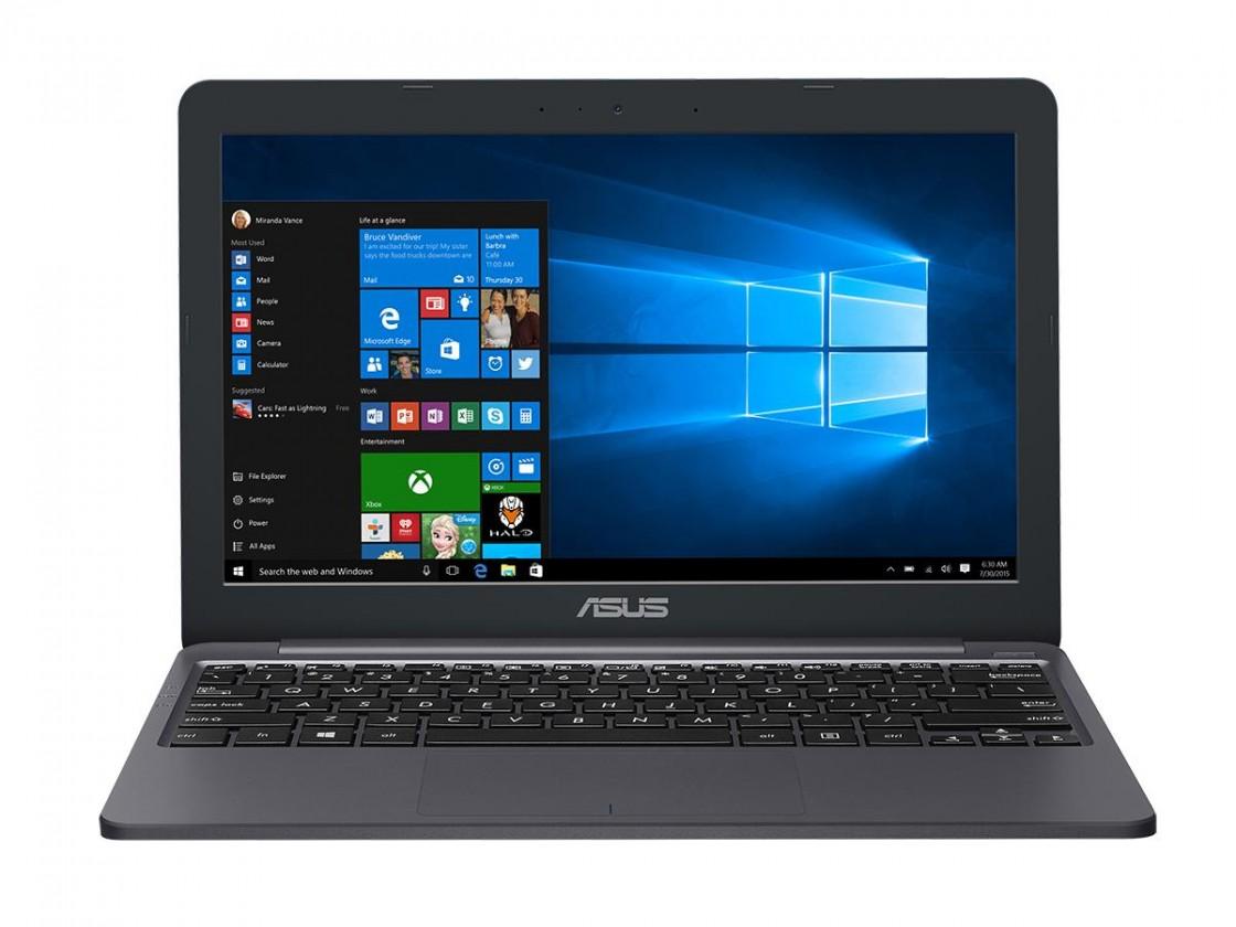 """Základné Notebook ASUS E203MA 11,6"""" Celeron 4GB, SSD 64GB, E203MA-FD017TS"""