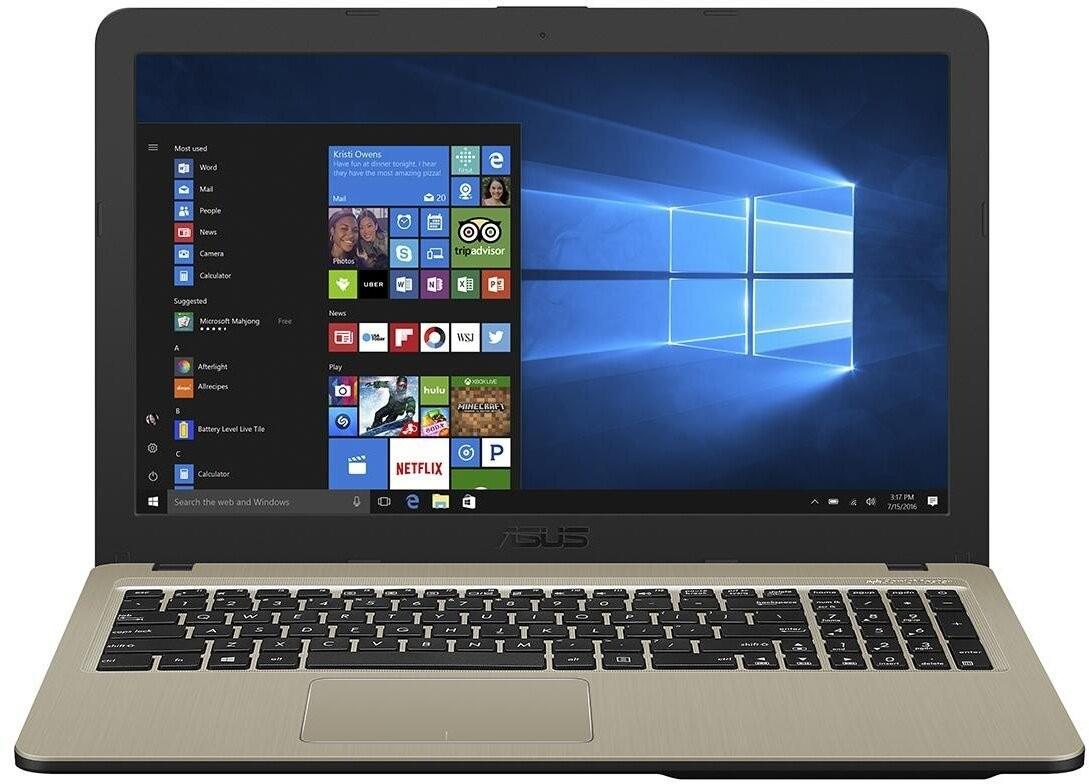 "Základné Notebook Asus X540NA-DM159T 15,6"" Celeron N3350 4GB, HDD 1TB"