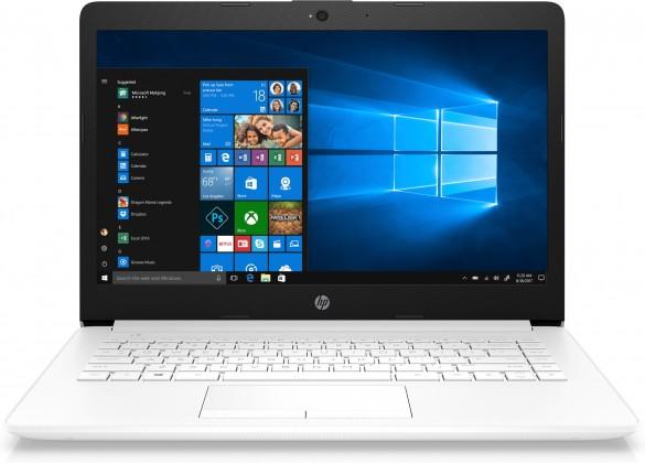 """Základné Notebook HP 14"""" Intel Celeron 4GB, 64GB, biely 4XX13EA"""