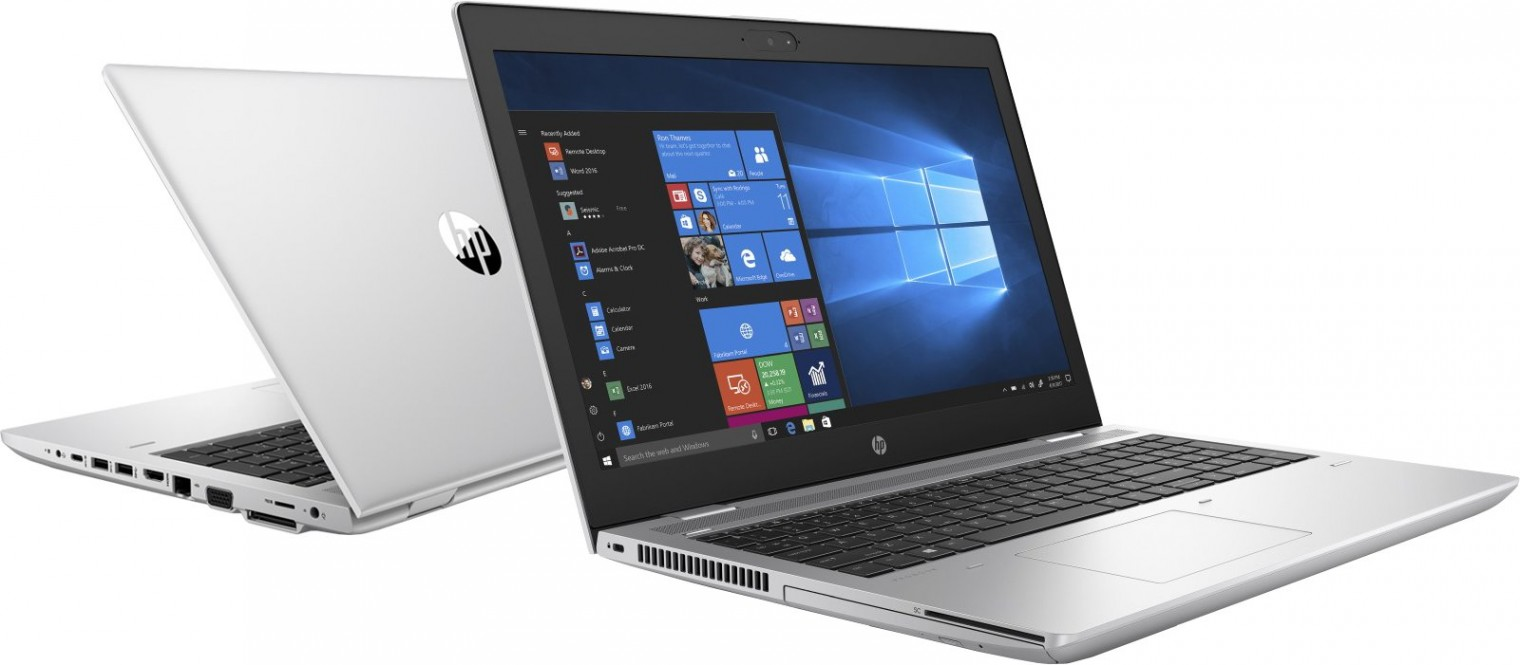 """Základné Notebook HP ProBook 650 15,6"""" i5 8GB, SSD 256GB, 3ZG58EA"""