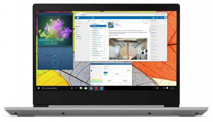 "Základné Notebook Lenovo IdeaPad S145 14"" A4 4G, SSD 128GB, 81ST001ECK"