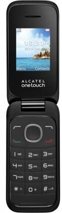 Základný telefón ALCATEL ONETOUCH 1035D Dark Grey