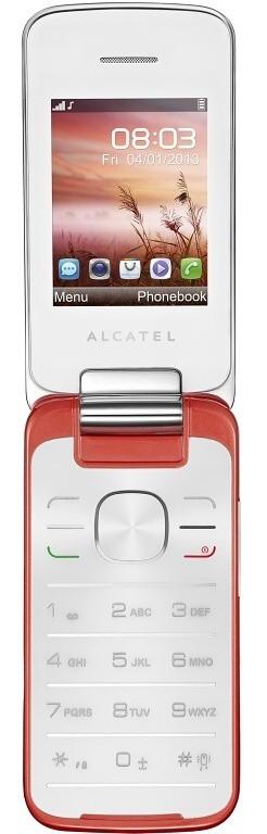 Základný telefón ALCATEL ONETOUCH 2010D Corraline ROZBALENO