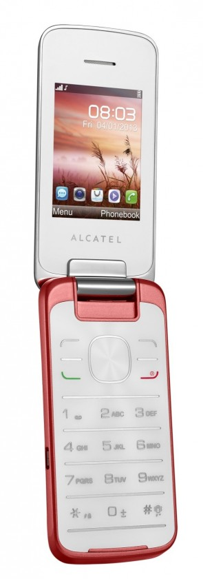 Základný telefón  ALCATEL ONETOUCH 2010D Corraline