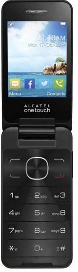 Základný telefón ALCATEL ONETOUCH 2012D Dark Chocolate