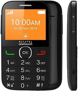 Základný telefón Alcatel OT-2004C black