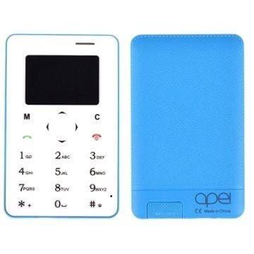 Základný telefón APEI 5C MICRO, modrá