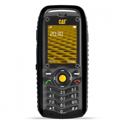 Základný telefón Caterpillar CAT B25, čierna