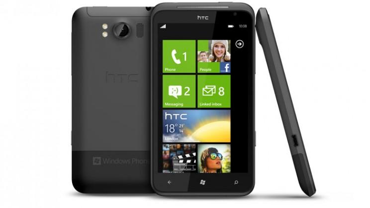 Základný telefón  HTC Titan Carbon Grey