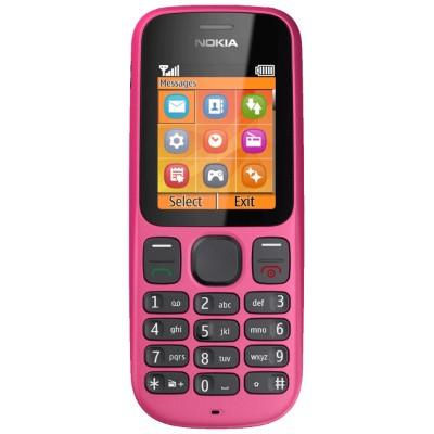Základný telefón  Nokia 100 Pink