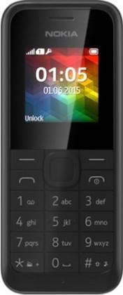 Základný telefón NOKIA 105 Black (new) ROZBALENÉ