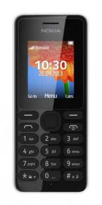 Základný telefón Nokia 108 Dual SIM White