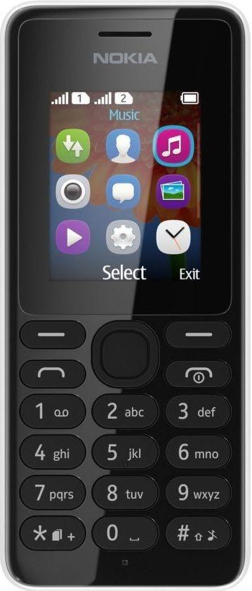 Základný telefón Nokia 108 (Dual SIM) White ROZBALENO
