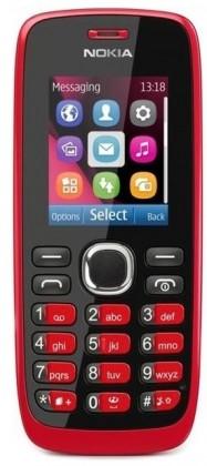 Základný telefón  Nokia 112 Red