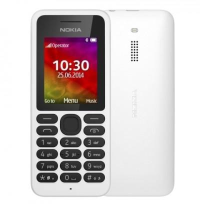 Základný telefón Nokia 130 Single SIM White ROZBALENÉ